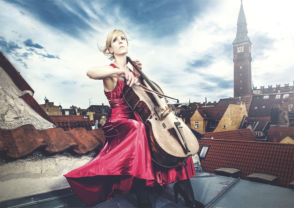 Præ-debut Cellist koncert 29. maj 2013 kl. 19:30