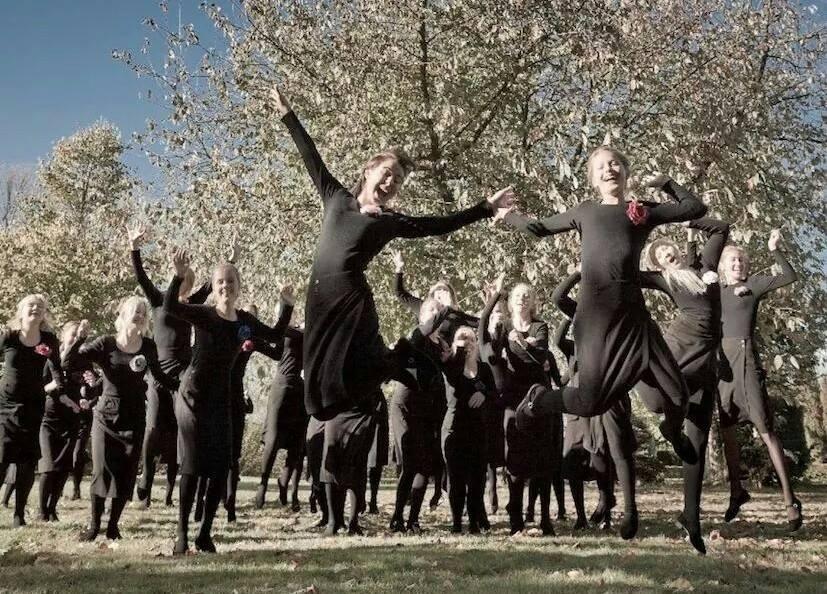 Kulturnat 10.10.2014 Katrine Gislinge & Sankt Annæ Pigekor – fransk musik