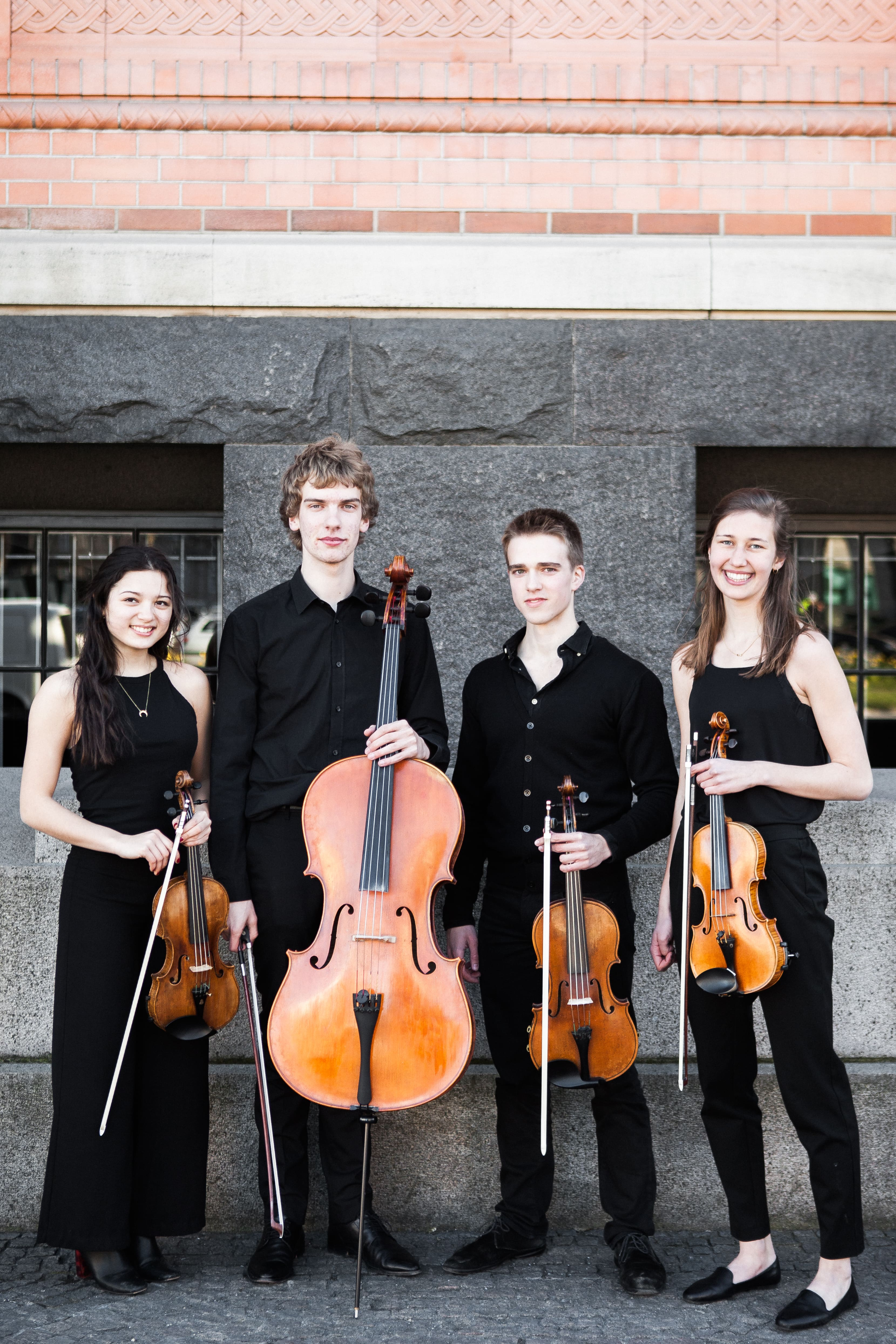 Koncert Katokvartetten d. 30. maj 2017 kl.19.30